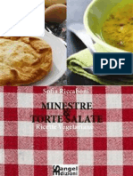 Sofia Riccaboni - Minestre e Torte Salate