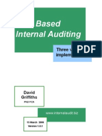 Audit-Risk Based