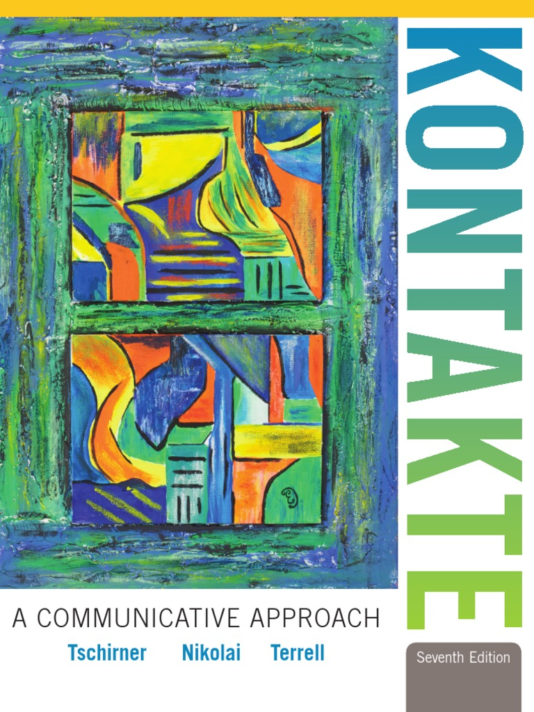ac2ca675217233 Kontakte a Communicative Approach | Reading Comprehension | Educational  Technology