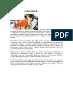 O Papel Do Educador Infantil