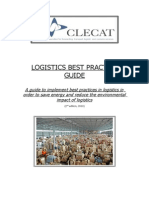 LOGISTICS - Best Practice