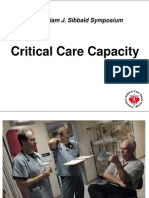 Icu Bed Capacity How Does Supply Affect Utilization