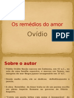 Os Remédios Do Amor