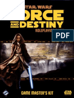 Force and Destiny - Game Masters Kit