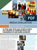 Media Evaluation - Final