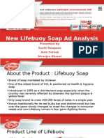 New Lifebuoy Soap Ad Analysis
