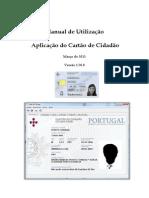 Manual Cartao de Cidadao 1.50.0