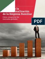 Retos ante la Internacionalización de la Empresa Familiar (Guía)