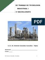 Cuaderno de Tecnologia Industrial i 2015