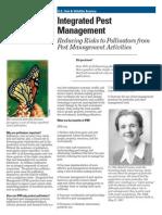 (5) Integrated Pest Management