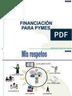 Caja Madrid FinanciaciónPymes - Profesor