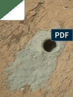 Mars Curiosity Mission - File Binder 1