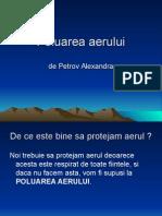 Poluarea aerului.ppt