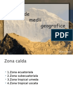 Geografie Final