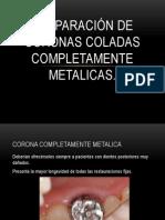Coronas Metalicas(1)