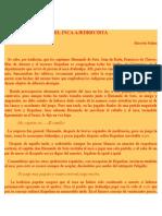 El Inca Ajedrecista - Ricardo Palma