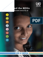 India and the MDGs 0