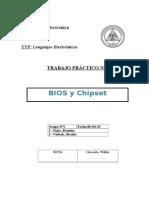 Bios y Chipset
