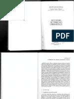 La Formacion Del Derecho Urbanistico Lecciones de Derecho Urbanistico