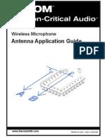 Antenna App Guide