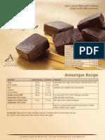 Callebaut Recipe Cards - Armorique