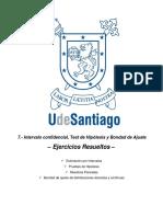 Intervalo confidencial, Test de Hipótesis y Bondad de Ajuste – Ejercicios Resueltos.pdf