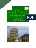 PMI13 Strategy