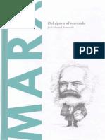 07. Bermudo, J.M. - Marx. Del Ágora Al Mercado