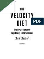 Velocity DIet 3.5