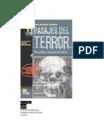 Cebrian, Juan Antonio - Paisajes de Terror