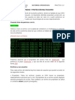 Manejo de Privilegios Linux