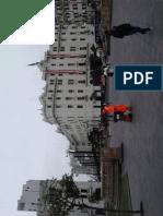 Plaza San Martin Peru