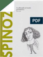 20. Solé, Joan - Spinoza. La Filosofía Al Modo Geométrico