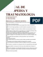 Manual de Traumatologia