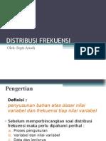 DISTRIBUSI FREKUENSI 11