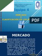 Mercado y Clasificación de Los Mercados