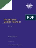 Manual de diseño de aerodrómo parte 4. Inglés