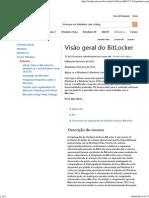Visão Geral Do BitLocker
