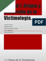 Orígenes de La Victimologia Revisado