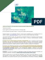 Factor E y Funciones Ejectutivas