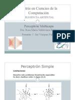 Presentacion_Perceptron_Multicapa