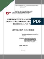 Monografia Ventilacion Industrial