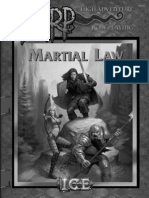 3001 - Martial Law