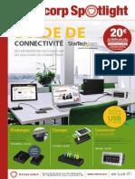 Spotlight 1 - StarTech.com (FR)