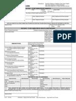 15 - Universal Health Form