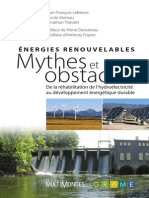 Mythes Et Obstacles GRAME