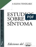 Estudios Sobre El Sintoma