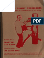 116 Wing Tsun Dummy Techniques - Grandmaster Yip Man