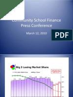 Lenawee County Sup'ts Assoc. 3-12-10 presentation