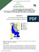 Ecologia Da Paisagem e Planejamento Ambiental